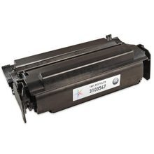 Refurbished Dell 2Y667 Black Toner for S2500, S2500N Laser Printers, 10K Yield