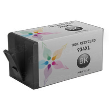 Remanufactured Replacement Ink Cartridge for Hewlett Packard C2P23AN (HP 934XL) High-Yield Black