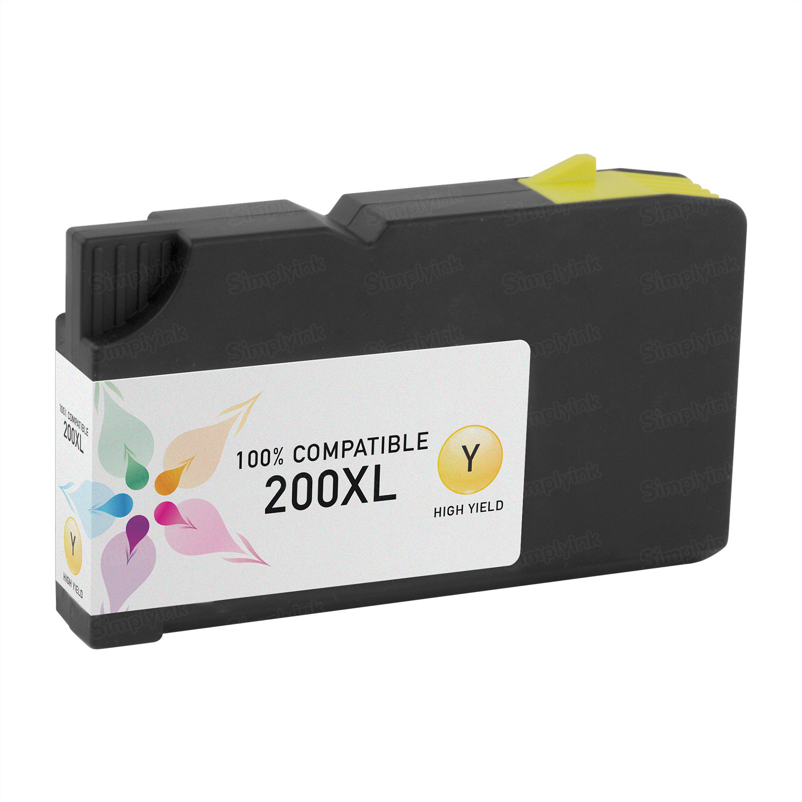 Lexmark Compatible 14L0177 Yellow Inkjet Cartridge