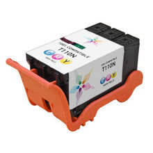 Compatible T110N / 330-5288 (Series 24) High Yield Color Ink Cartridge for Dell P713w and V715w