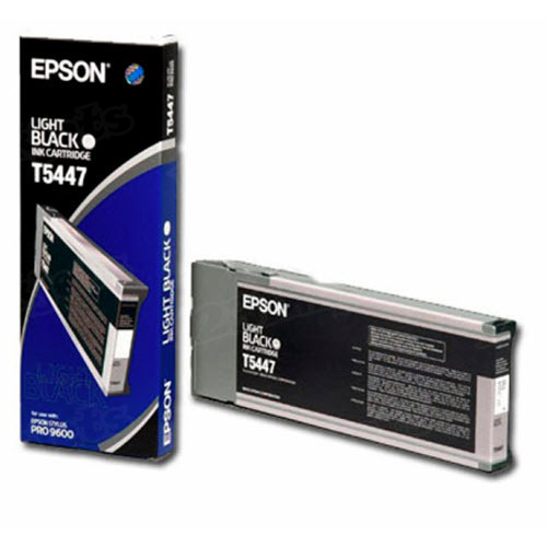 Epson T544700 Light Black OEM Ink Cartridge