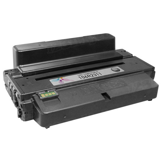Compatible 106R02311 Black Toner for Xerox