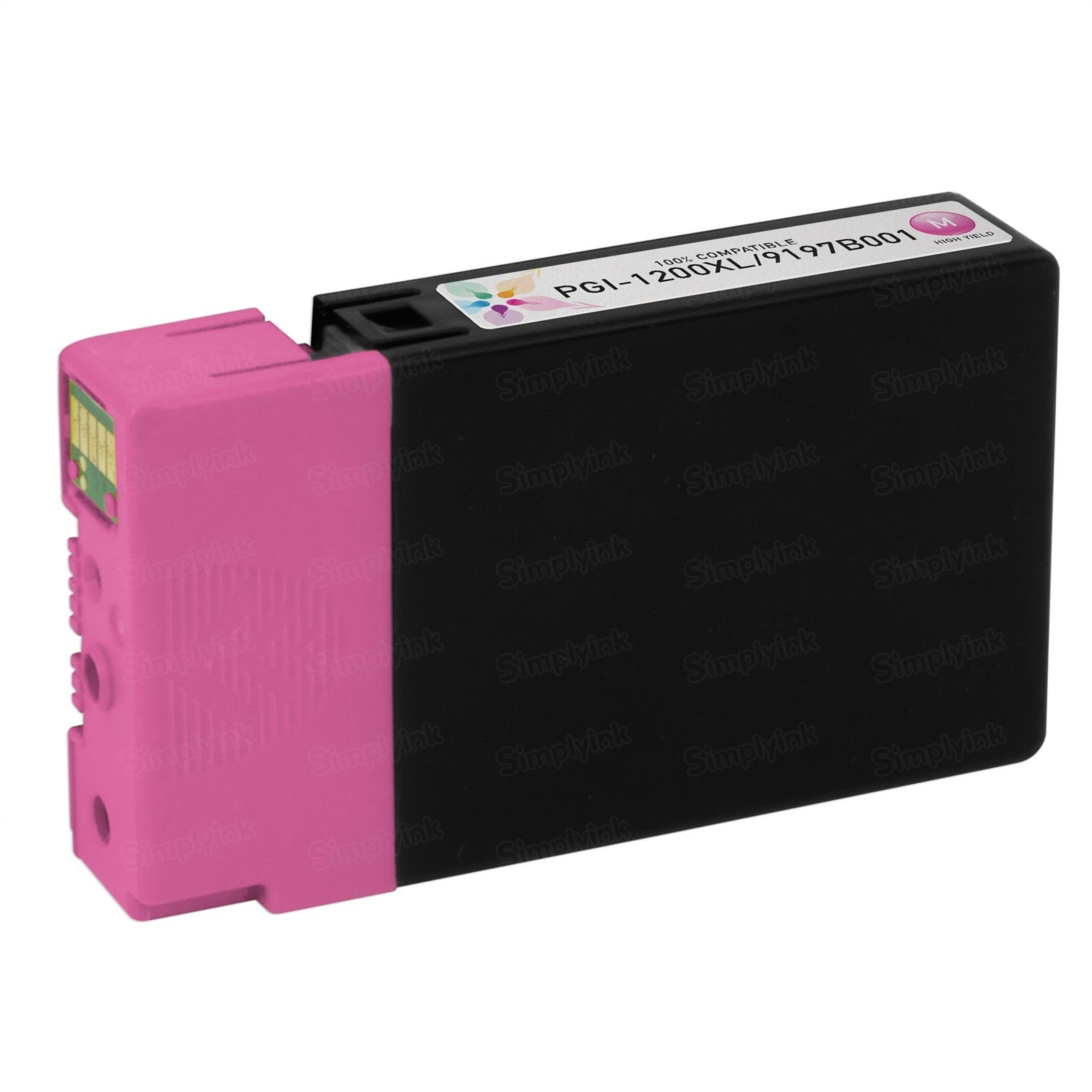 Canon 9197B001 HY Magenta Ink Cartridge, Compatible