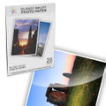 Premium Glossy Photo 4x6 20 pack - Resin Coated