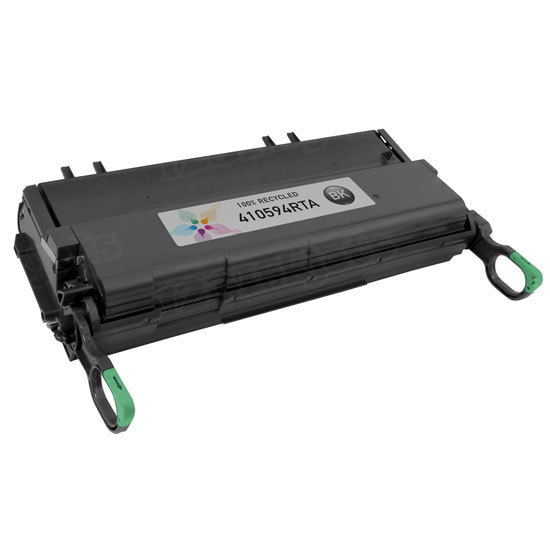 Ricoh Remanufactured 410594 Black Toner