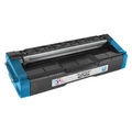 Compatible 407654 Cyan Toner for Ricoh