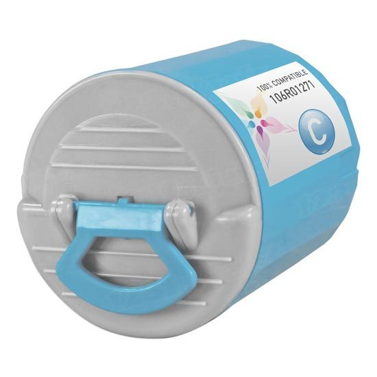 Compatible Xerox Phaser 6110 Cyan Toner