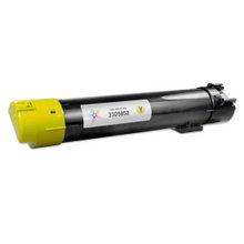 Compatible Yellow Toner Cartridge Alternative for Dell 5130cdn; 330-5852, T222N, F916R; High Yield