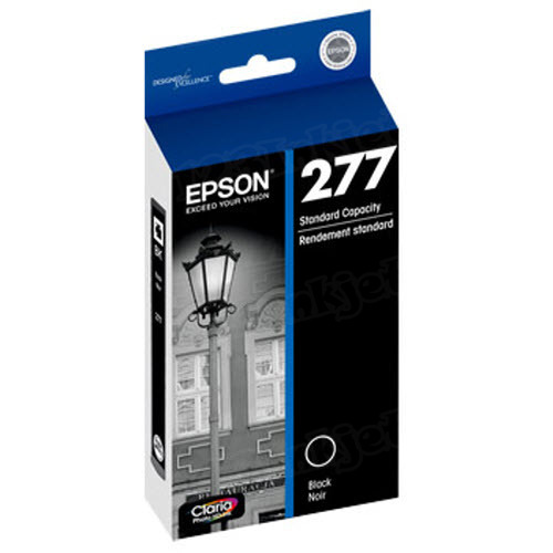 Epson 277 Black OEM Ink Cartridge (T277120)