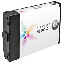 Compatible Replacement for Epson S020062 Black Ink Cartridges for the Stylus 1500