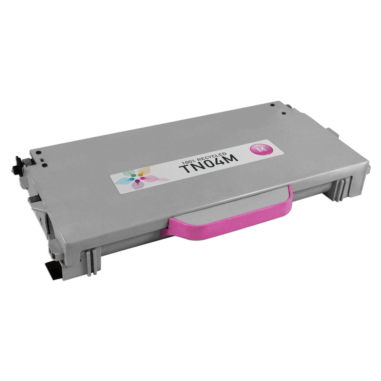 Remanufactured Brother TN04M Magenta Laser Toner