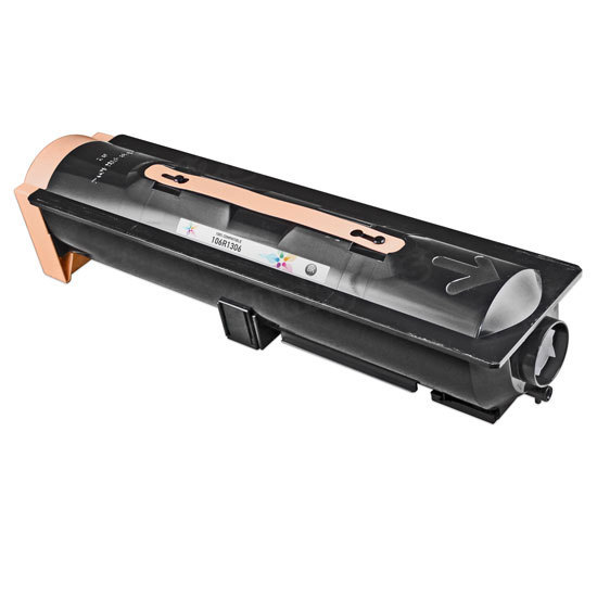 Remanufactured Xerox 106R1306 Black Toner
