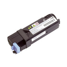 Original FM066 Yellow Toner (T108C) for Dell 2130cn / 2135cn, 2.5K Yield