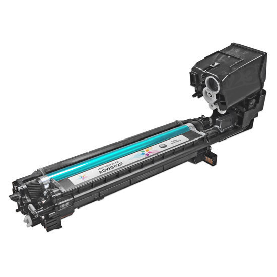Remanufactured A0WG02F HY Black Toner Cartridge for Konica-Minolta