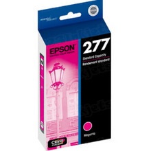 OEM Epson T277320 (277) Claria Photo Hi-Definition Magenta Ink Cartridge
