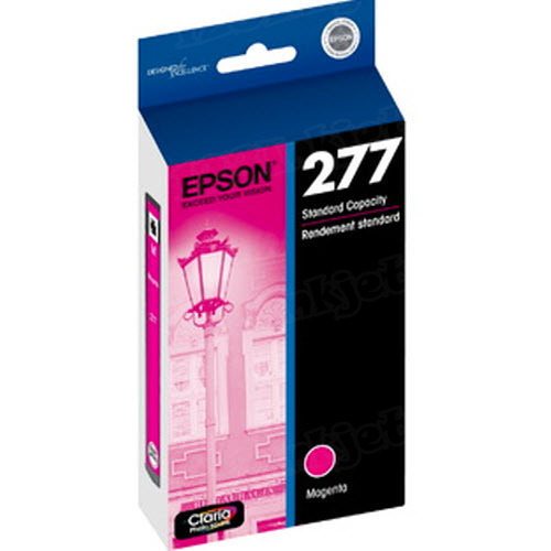 Epson 277 Magenta OEM Ink Cartridge (T277320)
