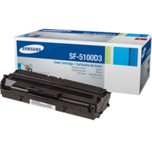 OEM Samsung SF-5100D3 Black Laser Toner Cartridge 2.5K Page Yield