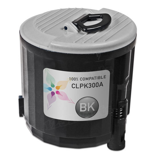 Compatible Alternative to Samsung CLP-K300A Black Toner