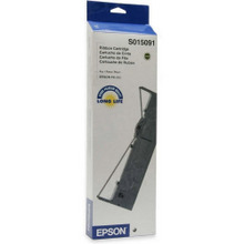 OEM Epson S015091 Black Ribbon