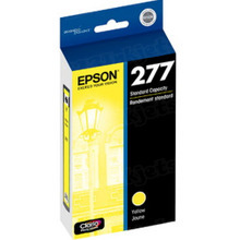 OEM Epson T277420 (277) Claria Photo Hi-Definition Yellow Ink Cartridge
