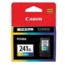 Canon CL-241XL Tri-Color OEM High-Yield Ink Cartridge, 5208B001