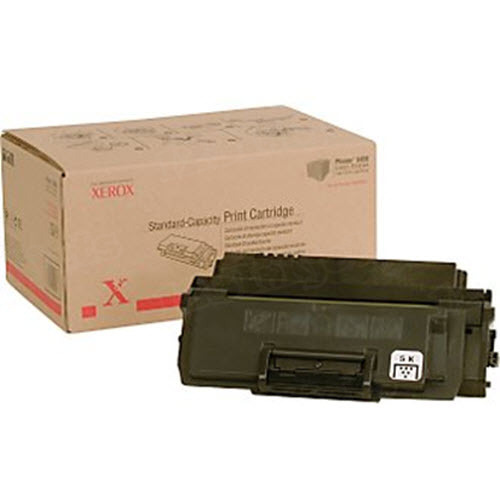 Xerox 106R00687 (106R687) Black OEM Toner Cartridge