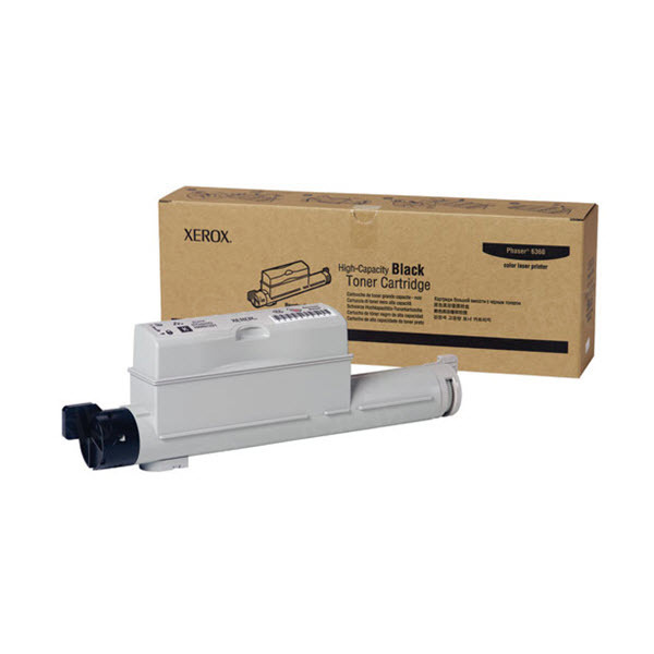 Xerox 106R01221 (106R1221) HY Black OEM Toner Cartridge