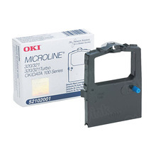 OEM Okidata 52102001 Black Ribbon