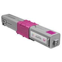 Compatible Okidata 44469702 (Type C17) Magenta Laser Toner Cartridges 3K Page Yield