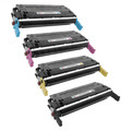 Remanufactured Replacement for HP 641A (Bk, C, M, Y) Set of 4 Toners