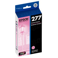 OEM Epson T277620 (277) Claria Photo Hi-Definition Light Magenta Ink Cartridge