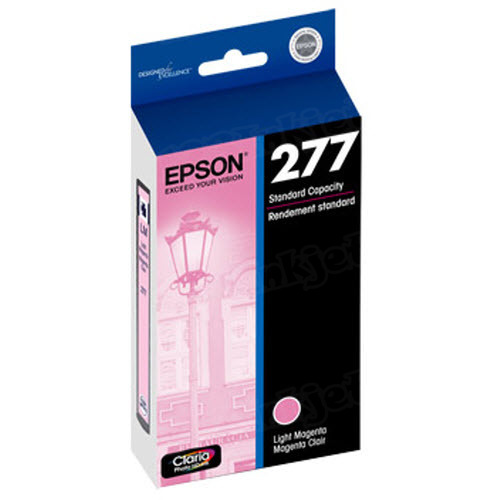 Epson 277 Light Magenta OEM Ink Cartridge (T277620)