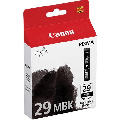 Canon PGI-29MBk Matte Black OEM Ink Cartridge