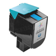 Toner Supplies for Lexmark Printers - Remanufactured C540H2CG High Yield Cyan Laser Toner Cartridges