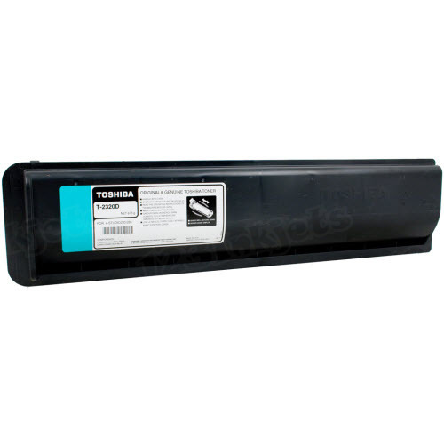 OEM Toshiba T-2320 Black Toner Cartridge