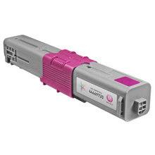 Compatible Okidata 44469720 (Type C17) High Yield Magenta Laser Toner Cartridges 5K Page Yield