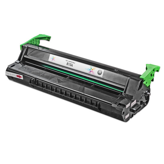 Compatible Replacement for Pitney Bowes 810-4 Black Toner Cartridge