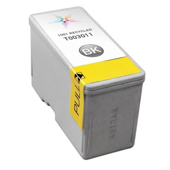 Epson Remanufactured T003011 Black Inkjet Cartridge