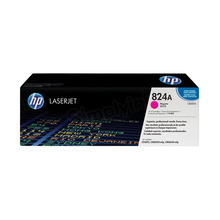 HP 824A (CB383A) Magenta Original Toner Cartridge in Retail Packaging