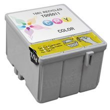Remanufactured Epson T005011 (T005) Color Ink Cartridges for the Stylus Color 900, 980