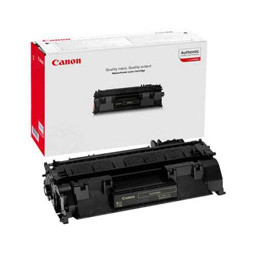 Canon 119 Black Toner Cartridge, OEM