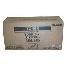 OEM Toshiba T-3520 Black Toner Cartridge