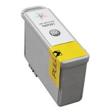 Remanufactured Epson T007201 (T007) Black Ink Cartridges