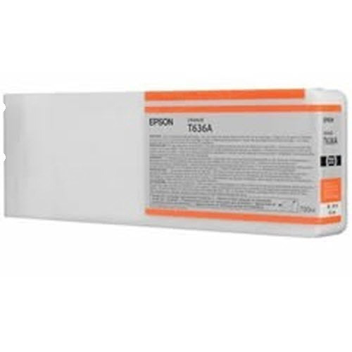 OEM Epson T636A00 Orange Ink Cartridge