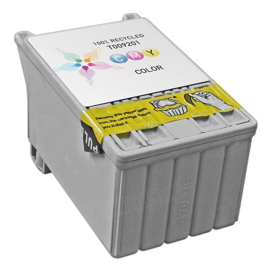 Epson Remanufactured T009201 Color Inkjet Cartridge