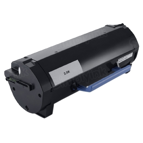 Original 593-BBYO Black Toner for Dell S2830dn