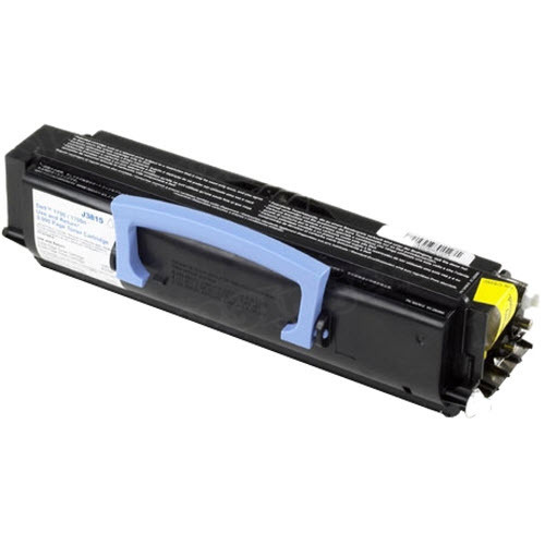 Genuine Dell 1700, 1700n (J3815) Black Toner