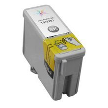 Remanufactured Epson T013201 (T013) Black Ink Cartridges