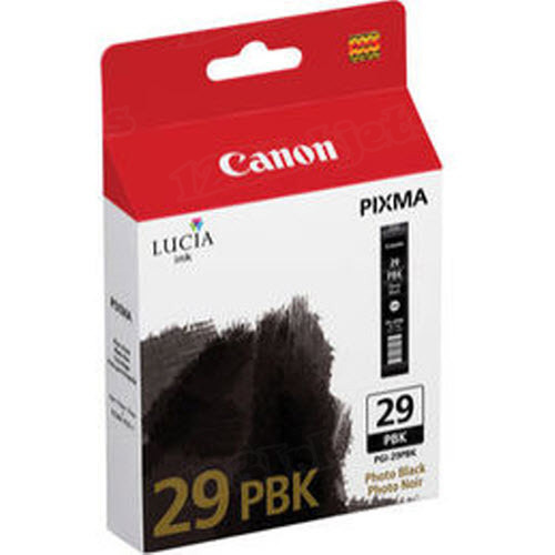 Canon PGI-29PBK Photo Black OEM Ink Cartridge
