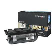 Lexmark OEM Extra High Yield Black Return Program Laser Toner Cartridge, X644X11A (X644/X646 Series) (32K Page Yield)